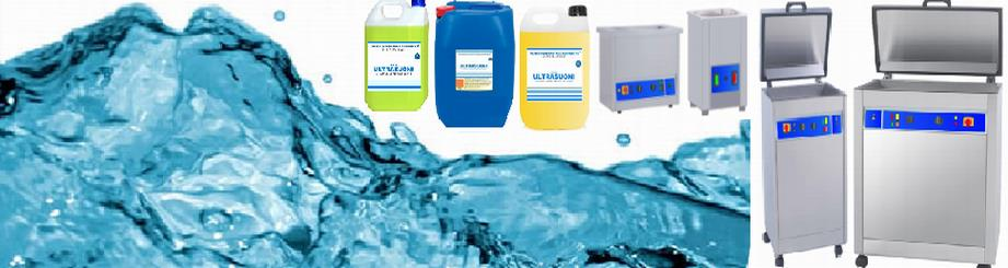 Ultrasonic machines and industrial cleaners